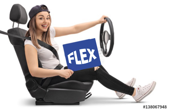Flex Traffic School offers flexible scheduled courses